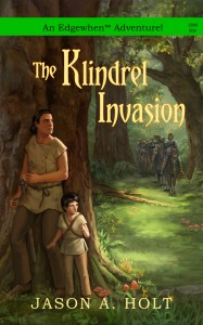 Cover for The Klindrel Invasion