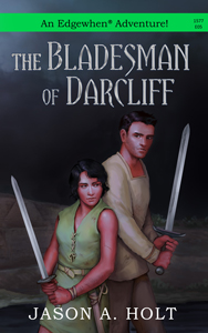 Cover for The Bladesman of Darcliff