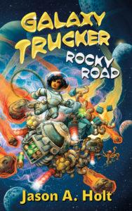 Galaxy Trucker: Rocky Road is now an ebook!